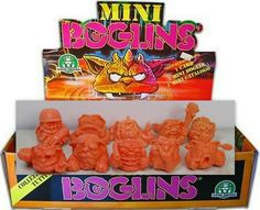 Mini Boglins - Salmon 10 Different Types of Mini Figures - Monster in my Pocket My Pocket, I Card, Salmon, Cereal, Mint, Ebay, Food, Meals, Atlantic Salmon