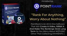PointRank Review And OTO Review - Do You Want Rank For Multiple Keywords On Page #1 Of Both Google & Youtube In Minutes And Stay On Top For Years Without Backlinks & Without Any Seo Experience   #pointrank #seo #traffic #rank #videoranking #google #marketing #videomarketing #youtubemarketing #youtube #youtuber #smallbusiness #affiliatemarketing #onlinemarketing Do It Right, All In One, Event Software, Start A Website, Surveys For Money, Singles Events, How To Become Rich, Top Videos, Business Website
