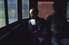Man in Tram, 1983