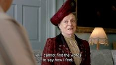 If The Dowager Countess Were A Teacher