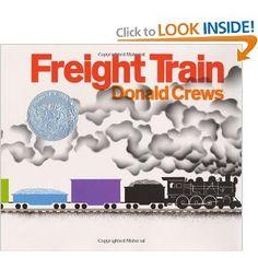 Freight Train: Donald Crews: 9780688801656: Amazon.com: Books
