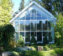 2 story glass wall, conservatory, greenhouse, built by Greenhouses, Etc. attached to house sun room Greenhouse Attached To House, Simple Greenhouse, Cheap Greenhouse, Indoor Greenhouse, Backyard Greenhouse, Greenhouse Plans, Pallet Greenhouse, Homemade Greenhouse, Portable Greenhouse