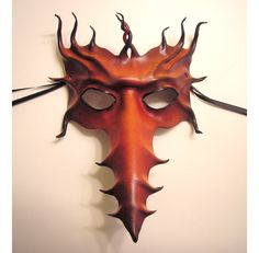 Big Long Nose Leather Mask...Venetian...Bird...Dragon...Phoenix...Scaramouche...