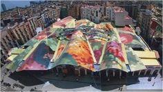 Mercat Santa Caterina_Barcelona