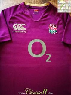 dd8ca2ddf9a Official Canterbury England away pro-fit rugby shirt from the 2012/2013  season.