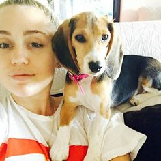 Miley Cyrus adopts a new pooch, plus more news