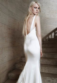 Silk Charmeuse Wedding Dress | Silk Charmeuse Wedding Dress Re Re ...