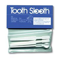 TOOTH SLOOTH FRACTURE DETECTOR PK4 by BND 000PK PROFESSIONAL RESULTS INC by BUYNOWDIRECT. $36.44. Product DescriptionAmerica&rsquos #1 Facial Tissue. Tissue Type: Facial Number of Plies: 2 Number of Sheets: 95 per box.Unit of Measure : Pack