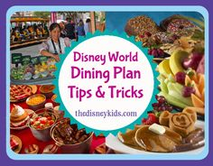 Confused by the Disney World Dining Plan?  You're not alone!  Here's an article that will walk you through the basics.