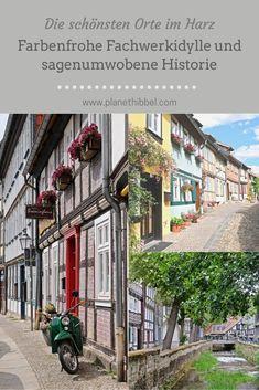 Farbenfrohe Fachwerkidylle und sagenumwobene Historie [Die schönsten Orte im Harz] - Planet Hibbel
