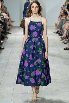 Michael Kors Spring/Summer 2015- Can't afford the original version but may try sewing something similar