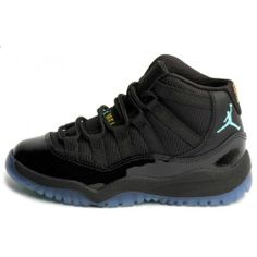 Buy Jordan 11 Gamma Blue Retro 2013 Black Varsity Maize Kids Children Size Online $129.00 http://www.fineretro.com/