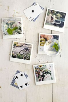 Ceramic Tile Coasters