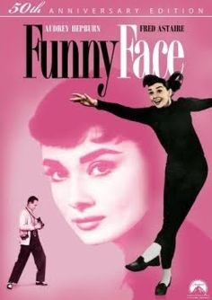 Funny Face - My mom looked so much like Audrey Hepburn in this movie when she was younger.