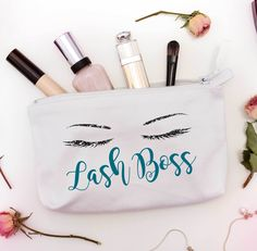 eb7c8b389a2 55 Best Cosmetic bags images in 2018 | Makeup pouch, Cosmetic bag ...