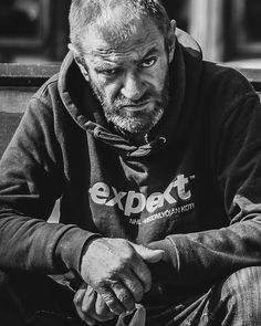 Homeless Black And White Photography, Fictional Characters, Black White Photography, Fantasy Characters, Bw Photography