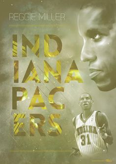 Vintage NBA posters - Collection 3 - by Caroline Blanchet, via Behance