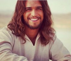 Diogo Morgado,  Portuguese good looks!  Critics noted that Son Of God had perhaps the best-looking Jesus ever cast. I must agree!