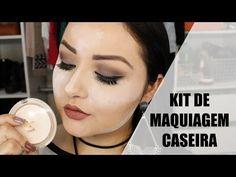 DIY: ILUMINADOR CASEIRO FÁCIL DE FAZER #SEMANASEMPAUSA - YouTube Beauty Inside, Youtube, Make Up, Diy, Women's Fashion, Natural, Homemade Make Up, Makeup Kit, Makeup Products
