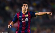 Luis Suarez has yet score for Barcelona since his £$65million move from Liverpool during t...