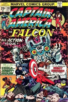 Captain America #190 - Nightshade is Deadlier the Second Time Around