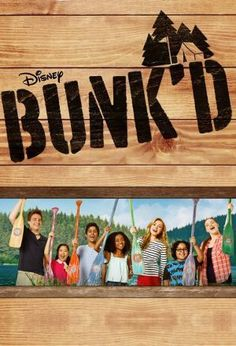 Bunk'd - Family comedy on Disney on Fridays at 8 PM, 1st Episode aired on 31 July 2015.