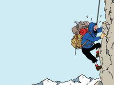 © Hergé • captain haddock • Tintin, Herge j'aime