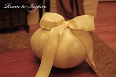 Room to Inspire: Easter Egg Project ~