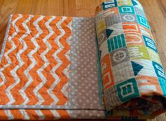 Hey, I found this really awesome Etsy listing at http://www.etsy.com/listing/162571910/baby-boy-or-girl-quilt-handmade-modern