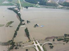 Missouri river flood of 2011