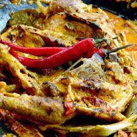 Resep Masakan Jawa : Resep Ayam Lodho Asli Jawa Timur