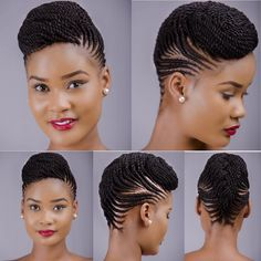 50+ Pictures of the most popular African American Hairstyles for years