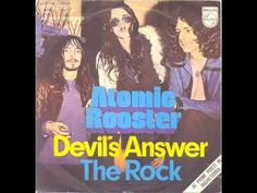 Atomic Rooster - Devil's Answer (1971)