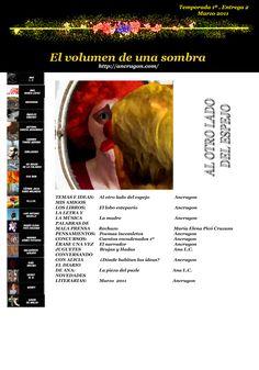 LA PÁGINA EN BLANCO Nº 2. Temporada 1ª. Marzo 2011