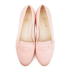 Pink Kate Loafers - Essentials - Womens | Beyond Skin