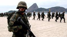 Arrestan en Brasil grupo acusado de preparar actos terroristas
