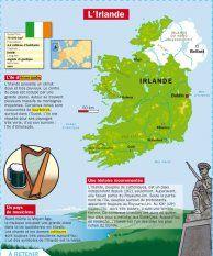 L'Irlande - Mon Quotidien, le seul site d'information quotidienne pour les 10-14 ans !