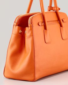 prada imitation - amazing orange prada bag