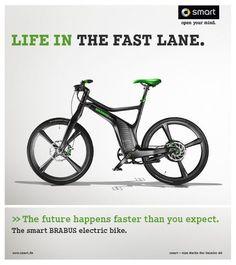 The Smart Electric Bike