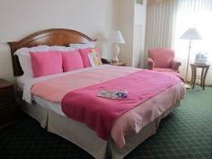 Marriott Bed