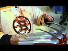 Love the Bruins commercials!
