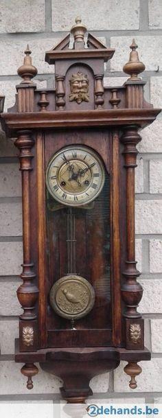 3 X pendule horloge régulateur