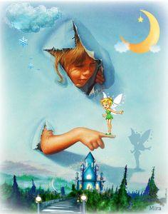 Маленькая Страна - by Jim Warren - Поздравительные открытки на все случаи жизни! - Bagima