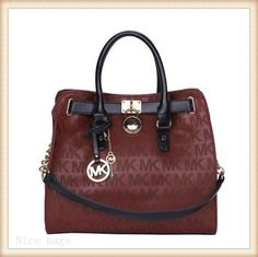 The Hottest Michael Kors Hamilton Lock Signature Large Black Totes Offers You High Quality And Fast Delivery!
