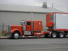 cool w900a extended hood (hanks1961kw) Tags: classic big antique rig trucks peterbilt kenworth 359 w900