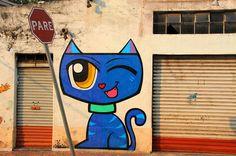 Converse People: A fábrica de gatos de Minhau