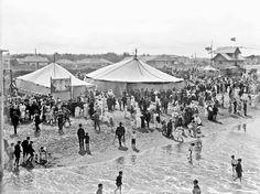 New Brighton gala, 1915
