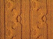 Knit Ribbon Cables & other cable/twist stitch patterns