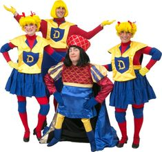 Rental Costumes for Shrek the Musical - Male and Female Dulocians and Lord Farquaad Shrek Character, Character Costumes, Dreamworks Animation, Animation Film, Lord Farquaad Costume, Shrek Costume, Princess Fiona, Oscar Wins, Theatre Costumes