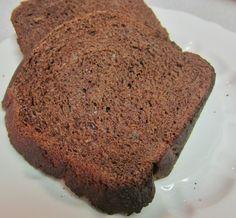 Pão de Chocolate Especial - Máquina de Pão
